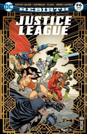 Justice League # 6 Kiosque V1 (2017 - En cours)