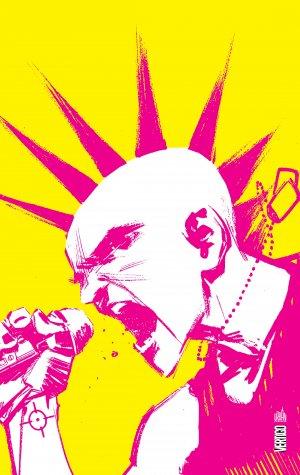 Punk Rock Jesus édition TPB Hardcover - edition anniversaire 5 ans