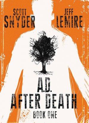 After Death édition TPB softcover (souple)
