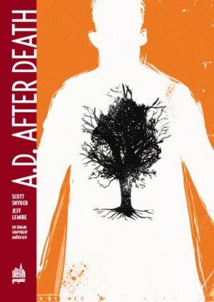 After Death édition TPB hardcover (cartonnée)