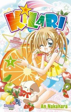 couverture, jaquette Kilari 7  (Glénat Manga)
