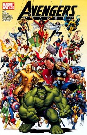 Avengers # 1 Issues (2007 - 2008)