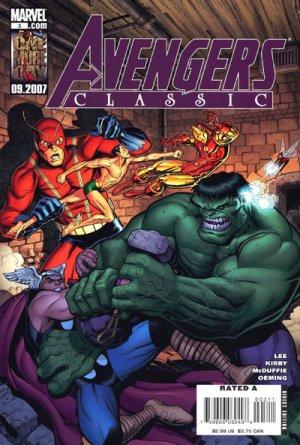Avengers # 3 Issues (2007 - 2008)