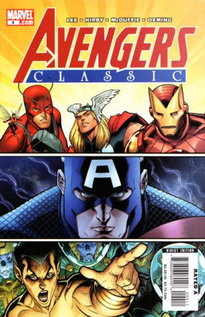 Avengers # 4 Issues (2007 - 2008)