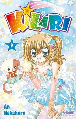 couverture, jaquette Kilari 9  (Glénat Manga)