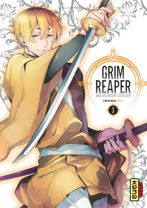 The grim reaper and an argent cavalier # 3