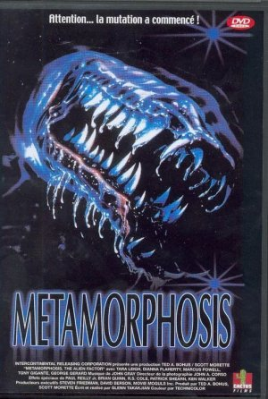 Metamorphosis : The Alien Factor édition Simple