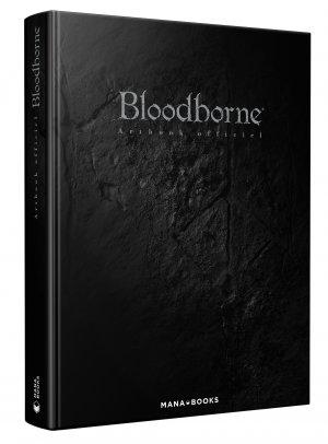 Bloodborne - Artbook Officiel édition TPB hardcover (cartonnée)