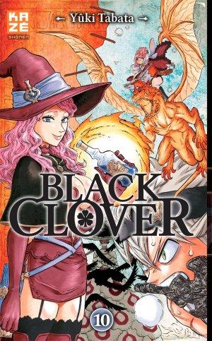 Black Clover 10 Simple