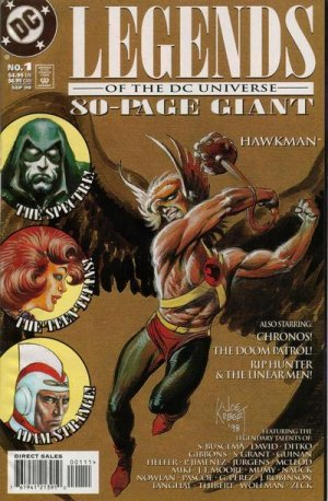 Legends of the DC Universe 80-Page Giant édition Issues