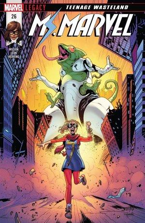Ms. Marvel # 26 Issues V4 (2015 - 2019)