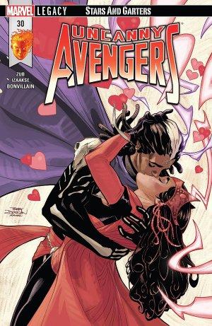 Uncanny Avengers # 30 Issues V3 (2015 - 2017)