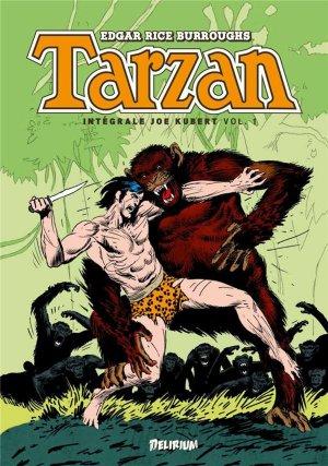 Tarzan - Intégrale Joe Kubert édition TPB hardcover (cartonnée)