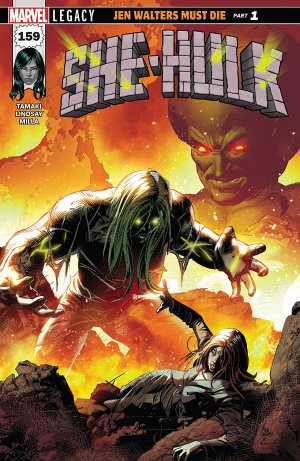 Miss Hulk # 159 Issues V4 (2016 - 2018)