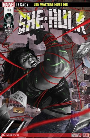 Miss Hulk # 160 Issues V4 (2016 - 2018)