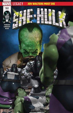 Miss Hulk # 161 Issues V4 (2016 - 2018)
