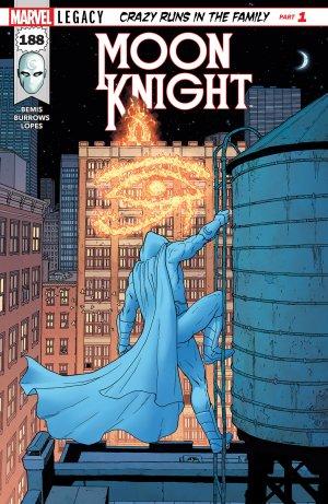 Moon Knight # 188 Issues V9 (2018)