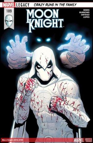 Moon Knight # 189 Issues V9 (2018)