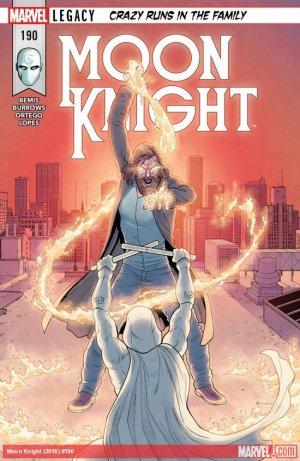 Moon Knight # 190 Issues V9 (2018)