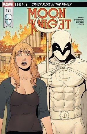 Moon Knight # 191 Issues V9 (2018)