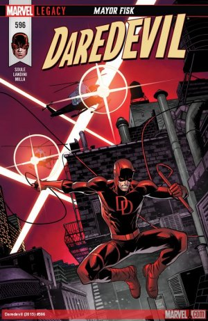 Daredevil # 596 Issues V1 Suite (2018 - Ongoing)