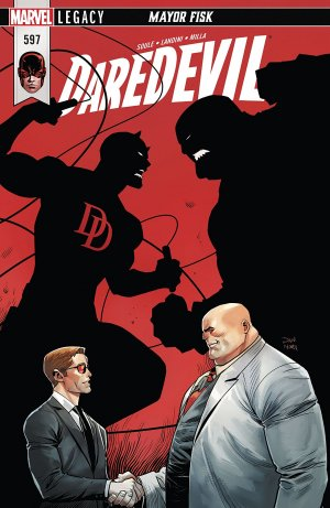 Daredevil # 597 Issues V1 Suite (2018 - Ongoing)