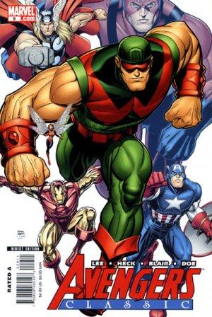 Avengers # 9 Issues (2007 - 2008)