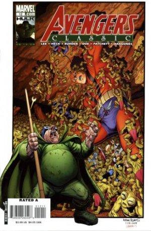 Avengers # 12 Issues (2007 - 2008)
