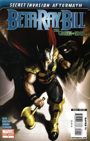 Secret Invasion Aftermath - Beta Ray Bill - The Green of Eden édition Issue (2009)
