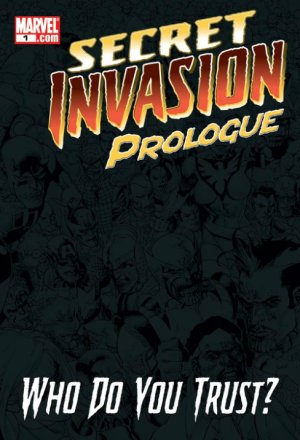 Secret Invasion Prologue # 1 Issue (2008)