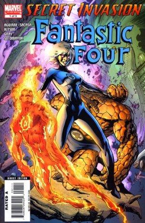 Secret Invasion - Fantastic Four édition Issues (2008)