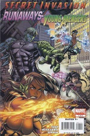 Secret Invasion - Runaways / Young Avengers édition Issues (2008)