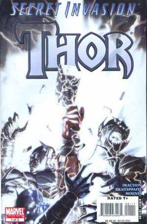 Secret Invasion - Thor édition Issues (2008)