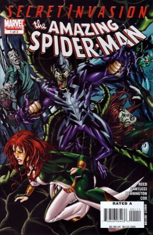 Secret Invasion - The Amazing Spider-Man édition Issues (2008)