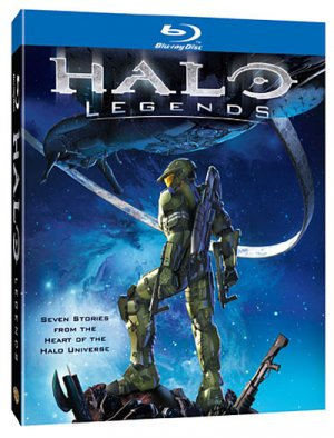 Halo Legends édition Blu-ray