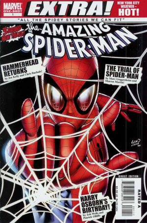 Amazing Spider-Man - Extra! édition Issue (2008 - 2009)