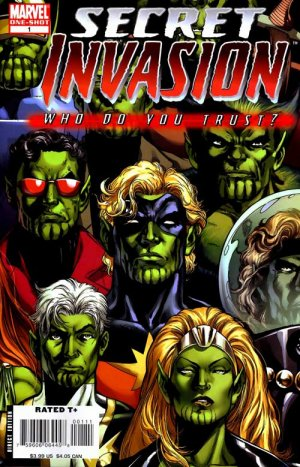 Secret Invasion - Who Do You Trust? édition Issue (2008)