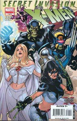 Secret Invasion - X-Men édition Issues (2008 - 2009)