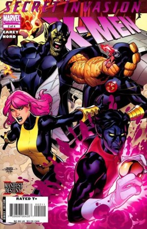 Secret Invasion - X-Men # 2 Issues (2008 - 2009)