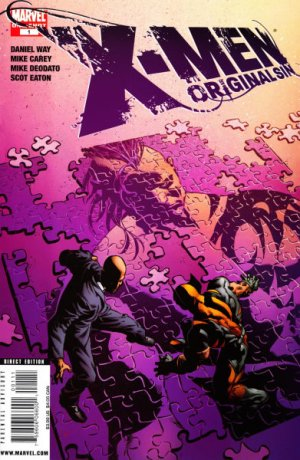 X-Men - Original Sin édition Issue (2008)