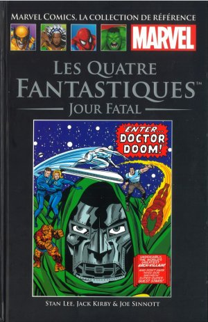 Marvel Comics, la Collection de Référence # 4