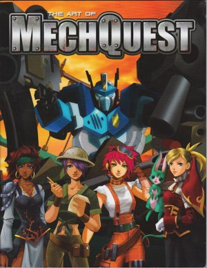 The Art of MechQuest édition Limité