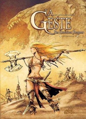 La geste des chevaliers dragons # 5 Intégrale 2012
