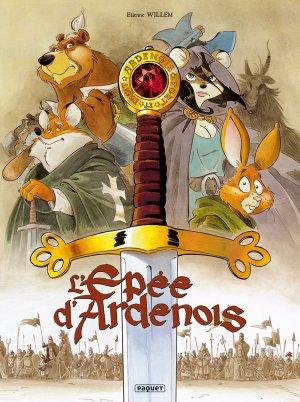 L'épée d'Ardenois édition Intégrale 2017