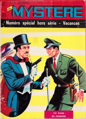 Les Héros du Mystère Hors-Série édition Kiosque (1967 - 1968)