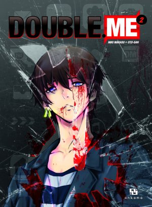 couverture, jaquette Double.Me 2  (Ankama Manga)