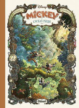 Mickey et l'océan perdu édition simple