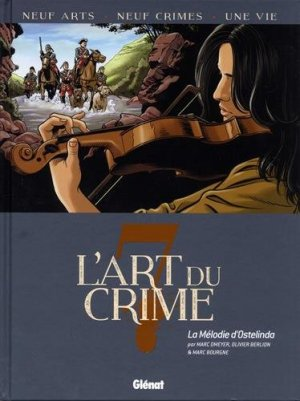 L'art du crime T.7