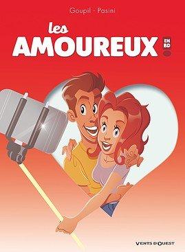 Les amoureux en BD édition simple