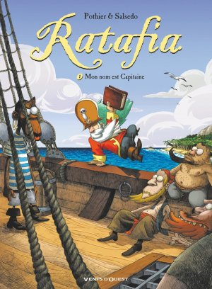 Ratafia édition Réédition 2018
